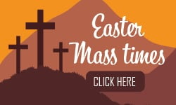Easter Mass Time