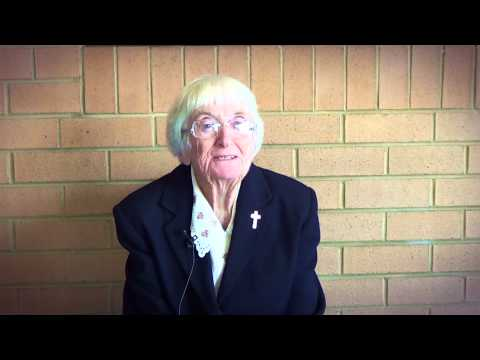 Year of Consecrated Life - Sister Jean