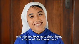 Sisters of the Immaculata - Come and See