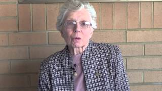 Year of Consecrated Life - Sr Catherine Mary Carrol - RSJ